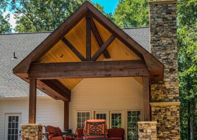Southern Greenscapes Landscape Design & Construction | Fort Mill, Tega Cay, Rock Hill, Lake Wylie, Clover. Indian Land, Waxhaw, Weddington | apple tree lane
