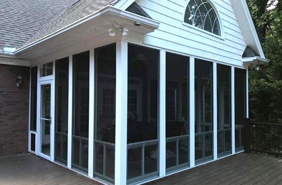 Southern Greenscapes Landscape Design & Construction | Rock Hill, SC | shelter, screened in porch