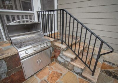 Southern Greenscapes Landscape Design & Construction | Rock Hill, SC | outdoor kitchens and grills