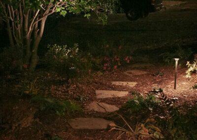 Southern Greenscapes Landscape Design & Construction   Rock Hill, SC   landscape lighting