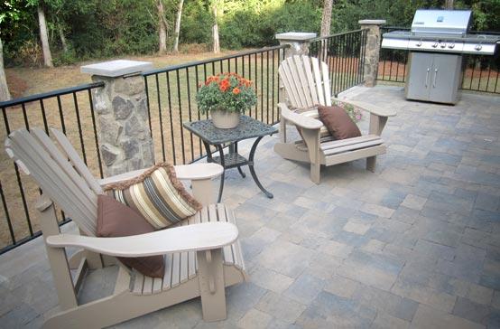 Southern Greenscapes Landscape Design & Construction   Rock Hill, SC   patio