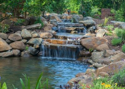 Southern Greenscapes Landscape Design & Construction   Rock Hill, SC   water features