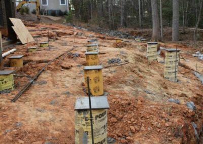 Southern Greenscapes Landscape Design & Construction | Rock Hill, SC | before